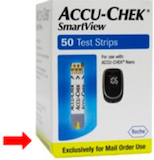 sell unused Accu-Chek SmartView strips