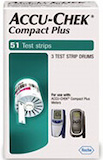 sell unused Accu-Chek Compact Plus strips