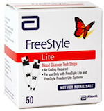 sell unused Freestyle Lite strips