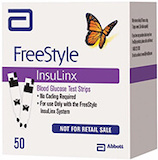 sell unused Freestyle Insulinx strips