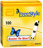 sell unused Freestyle strips